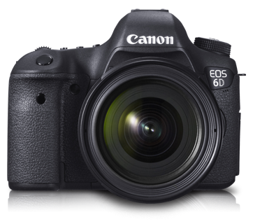 EOS 6D Kit II (EF 24-70 f4L IS USM)