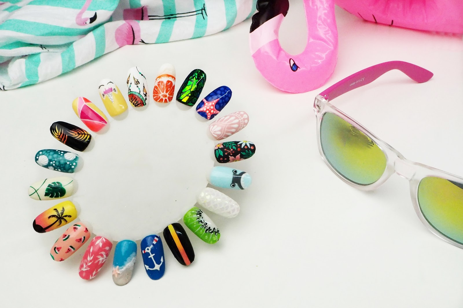 jakie paznokcie na lato?