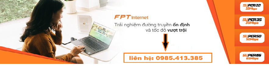 Lắp Mạng  FPT Hưng Yên