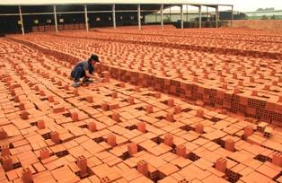 Bán gạch xây dựng tại Hải Phòng
