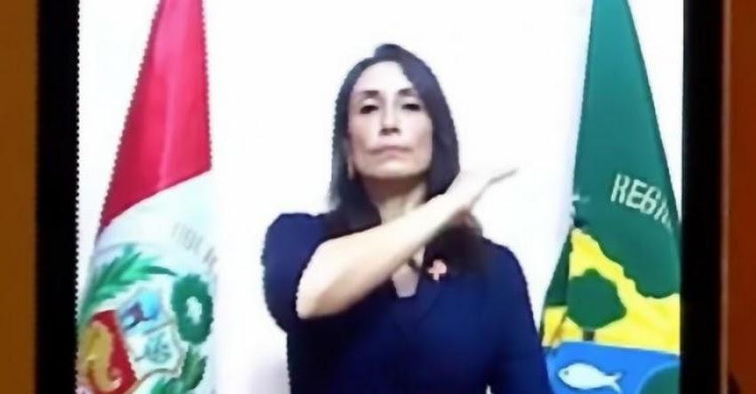 MIDIS: Patricia Donayre juramentó como ministra de Desarrollo e Inclusión Social