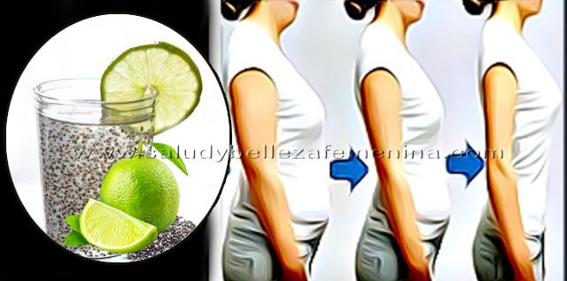 Elimina la grasa acumulada con esta potente bebida, está bebida aparte de ayudar a quemar grasa, es refrescante, limpia el organismo, brinda numerosos antioxidantes y energías.