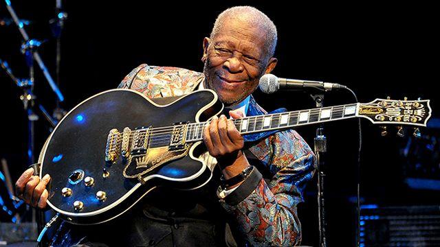 Lucille, Guitarra de B. B. King