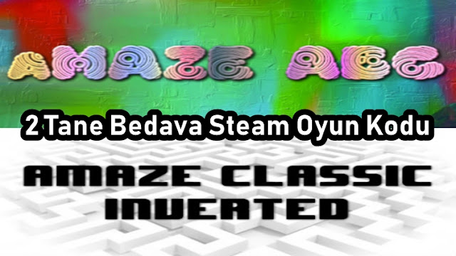 2 Tane Bedava Steam Oyun Kod