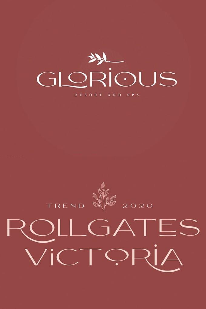 Download Rollgates Victoria Font