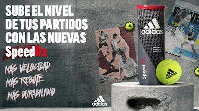 Adidas lanza su nueva pelota Speed RX. ¿Todavía no la has probado?