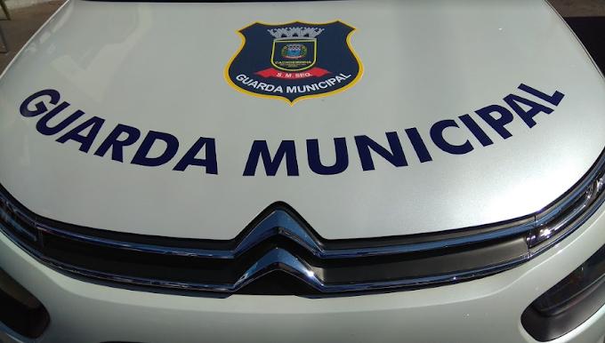 CACHOEIRINHA   Guarda Municipal prende homem na Anair em cumprimento a mandado de prisão