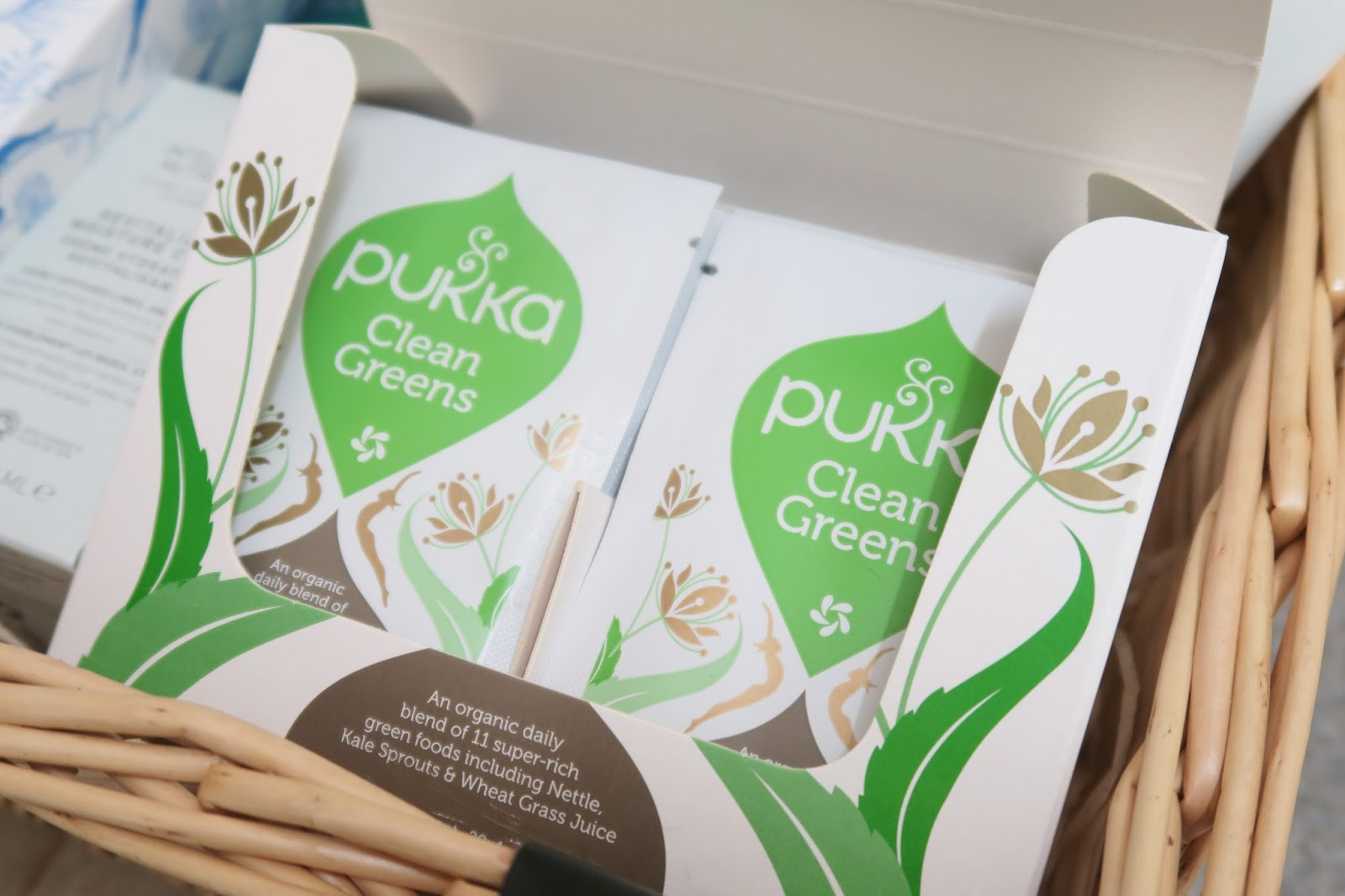Soil Association Campaign for Clarity Pukka Clean Greens
