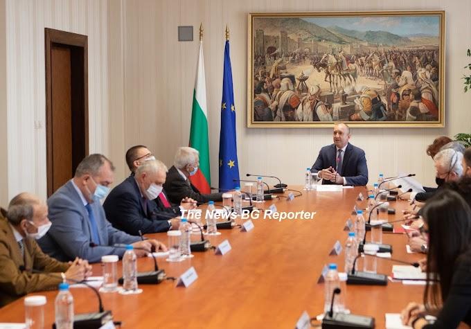 Президентът: България очаква от Република Северна Македония воля за изпълнение на критериите за членство в ЕС и зачитане на правата на гражданите с българско национално самосъзнание