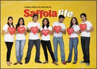 Saffola World Heart Day