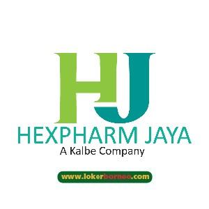 Lowongan Kerja Kalimantan  PT. Hexpharm Jaya Laboratories Tahun 2021