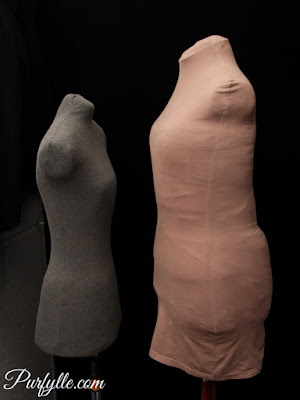 padded dress forms