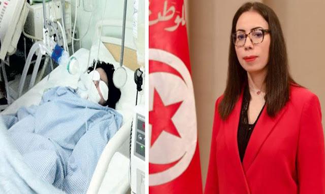 Tunisie : L'évolution de l'état de santé de la cheffe du cabinet présidentiel Nadia Akacha