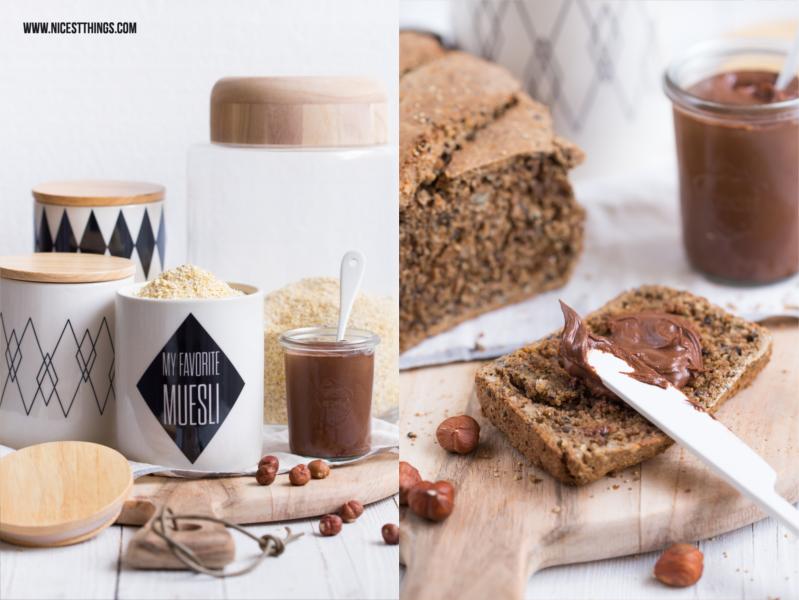 3-Minuten-Brot gesundes Brot selber backen Rezept