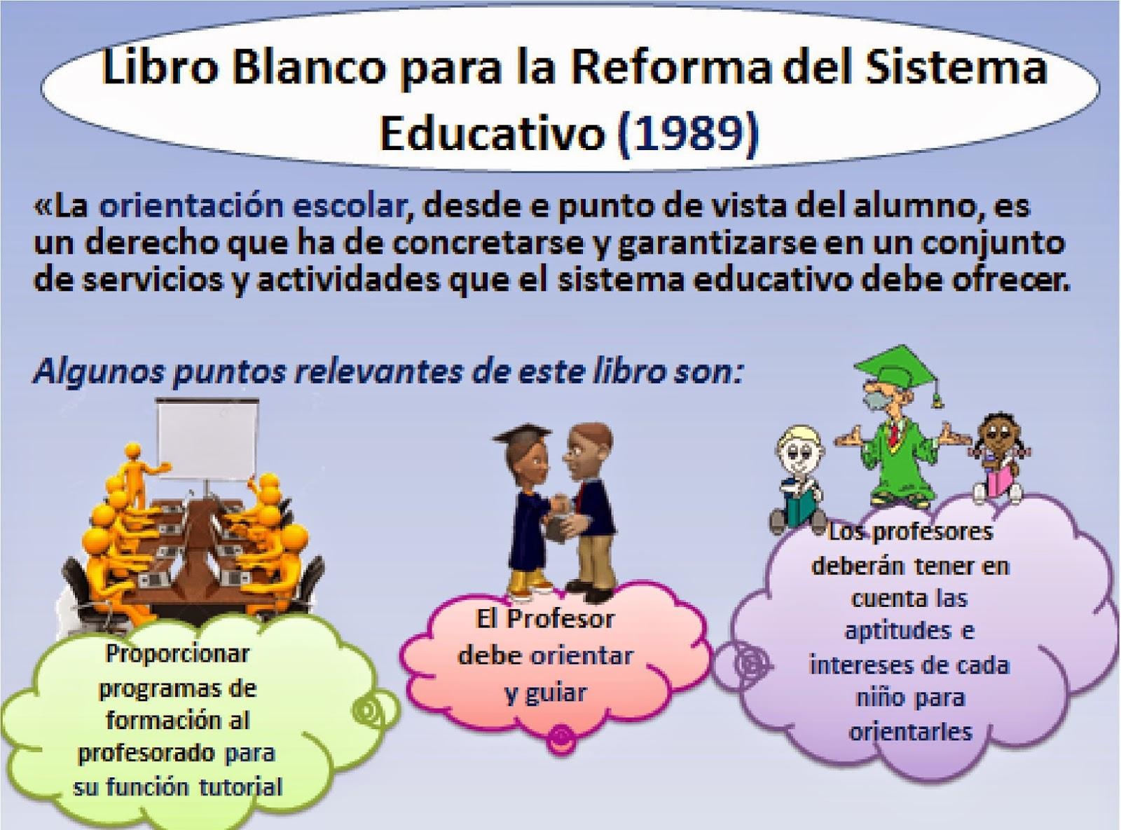Orientación Educativa Día Del Libro: Orientación Educativa Y Acción Tutorial: Leyes Educativas