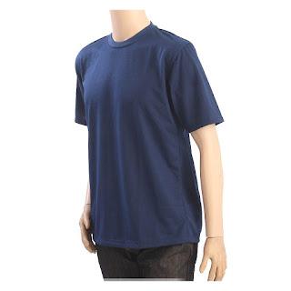 Sales Kaos Polos Polyester Terbaik di Sumenep