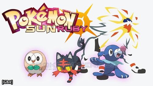 Pokemon Sun Ruby
