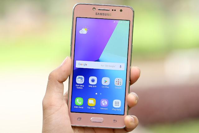 Xóa xác minh Google trên Samsung J2 Prime – phương pháp sử dụng TalkBack