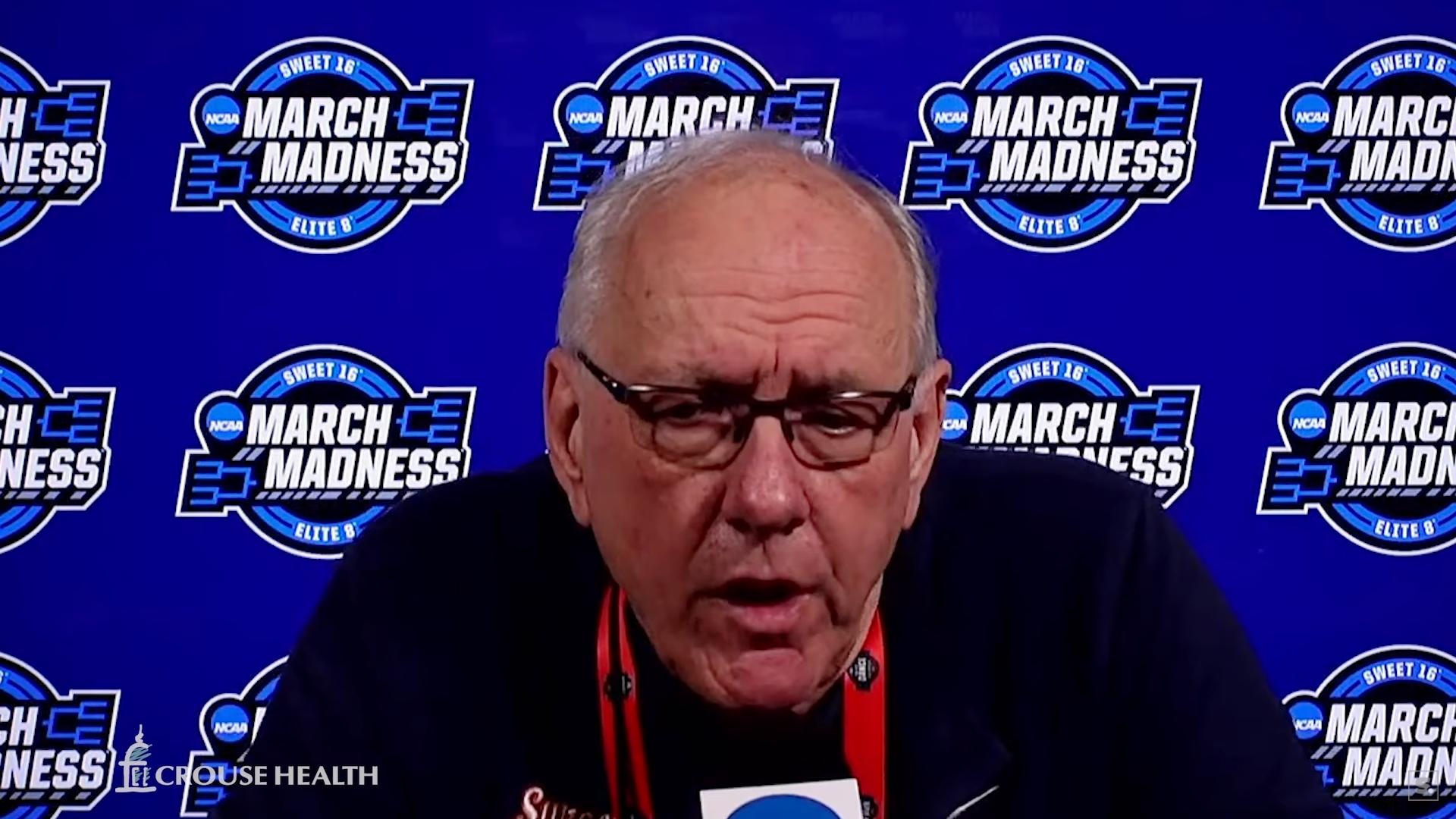 Jim Boeheim: Expect Syracuse basketball players to enter busy transfer portal
