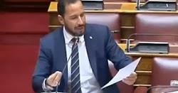 Κατά του κύματος της ανεξέλεγκτης και λαθραίας μετανάστευσης στην Ελλάδα τοποθετήθηκε  στη  διάρκεια συζήτησης στη Βουλή τη Δευτέρα (21/9) ...