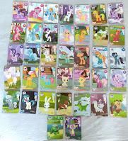 Kayou My Little Pony Trading Cards Regular Card Pulls