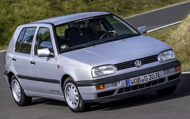 Volkswagen Golf - Geração 3