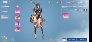Icarus m costume