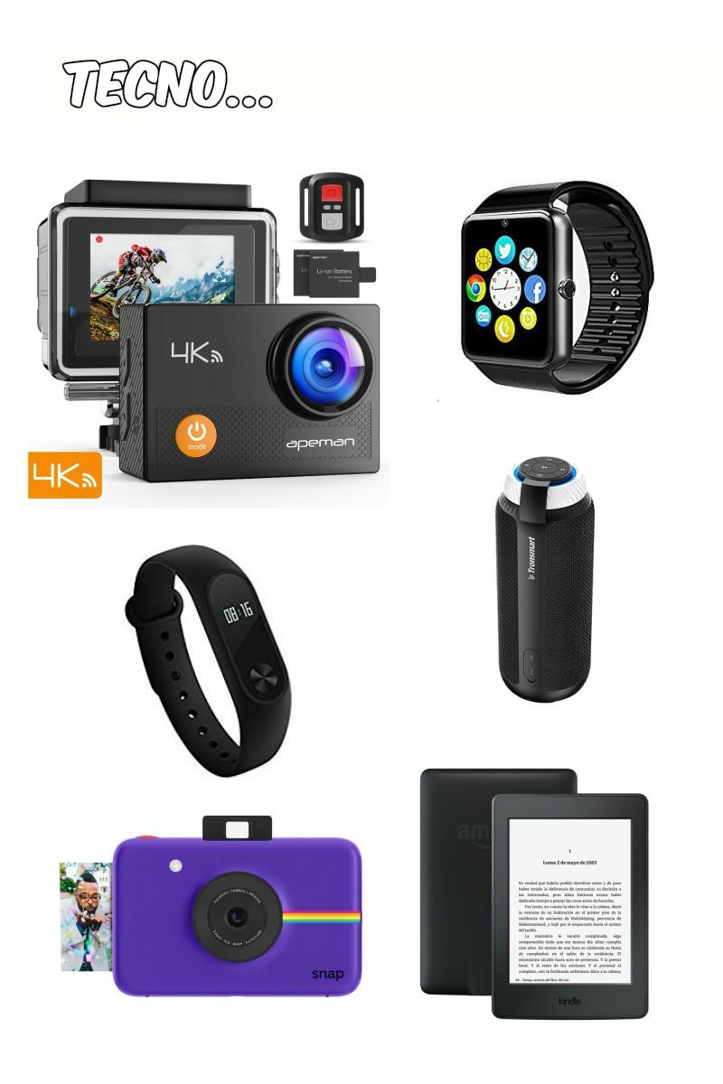 regalos originales en Amazon de tecnología