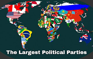 Largest Political Parties in the World 2020