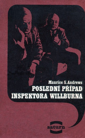Poslední případ inspektora Willburna - Andrews Maurice S.
