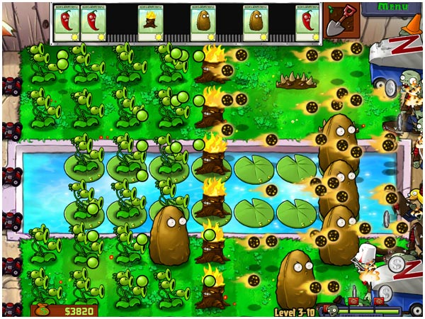Plants Vs Zombies Pc – HD Wallpapers