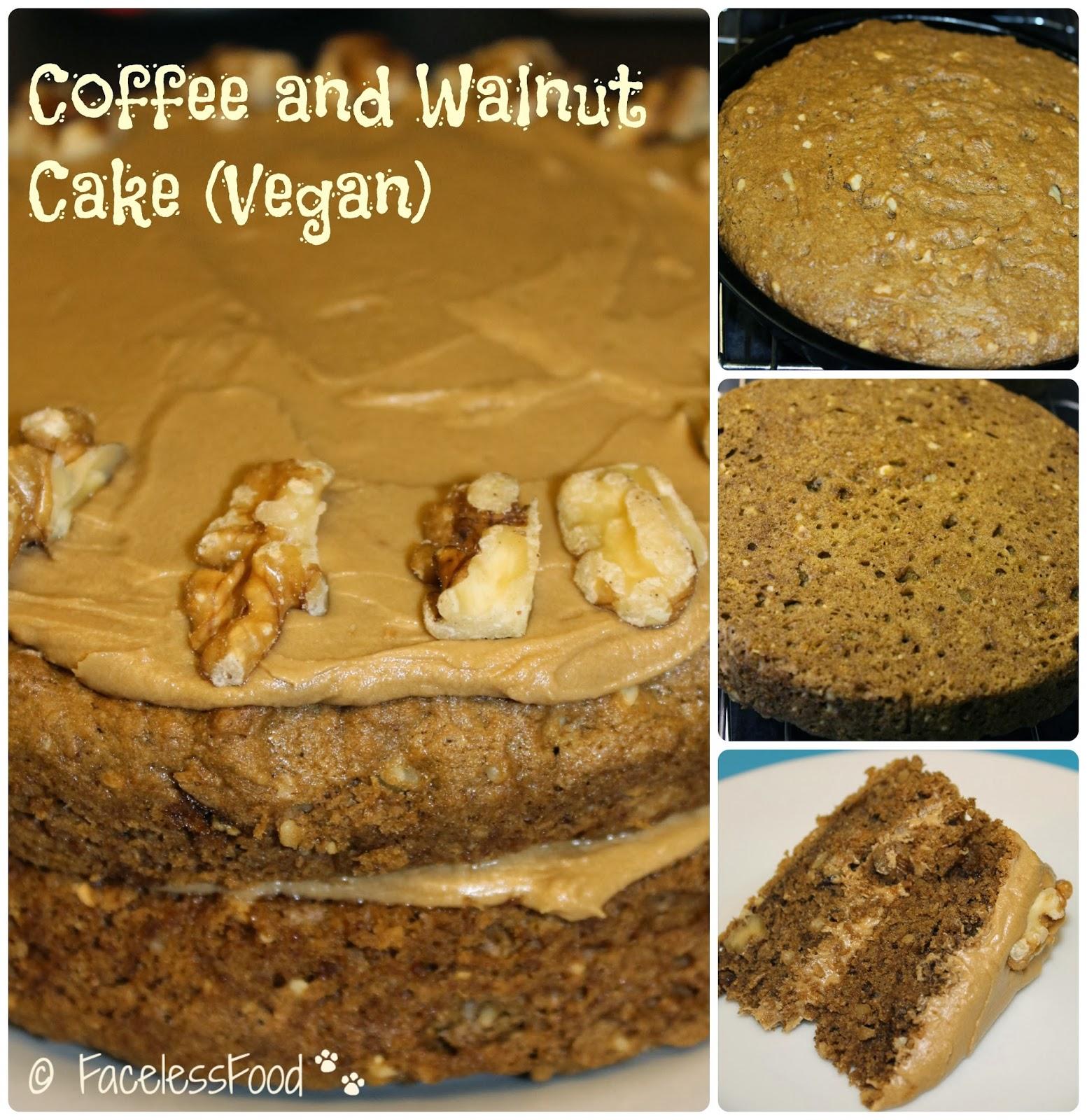 Apricot Walnut Coffee Cake Recipe