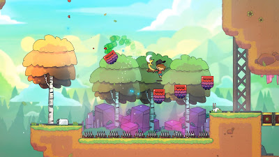 The Adventure Pals Game Screenshot 2