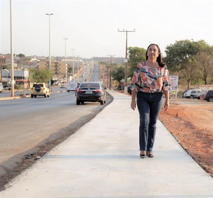 A transformação de Novo Gama tem nome: Sônia Chaves