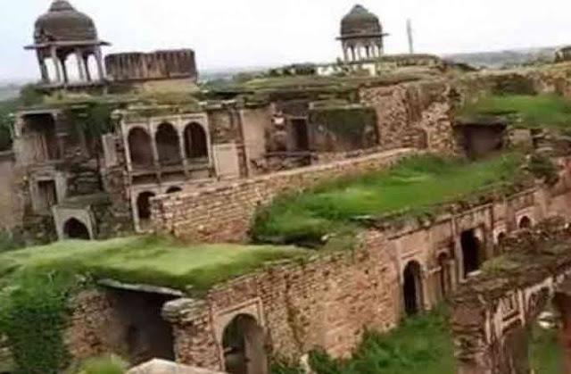 Gohad fort