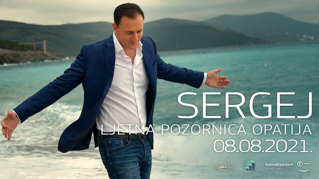 Sergej Ćetković - Ljetna pozornica Opatija