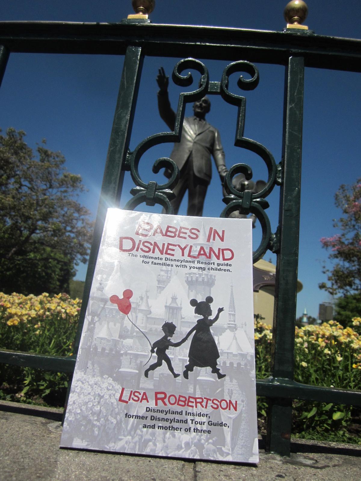 Babes in Disneyland Book Giveaway 1