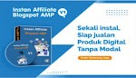 Instan Affiliate Blogspot AMP V1