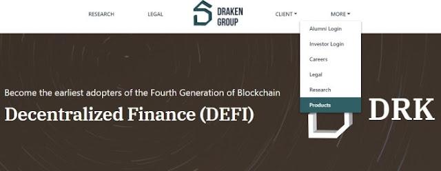 Draken | DRK Coin - Hướng dẫn cách đăng ký và mua Coin