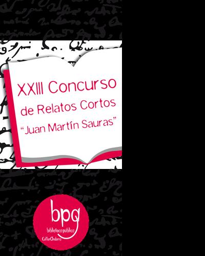 XXIII Concurso de Relatos Cortos Juan Martín Sauras
