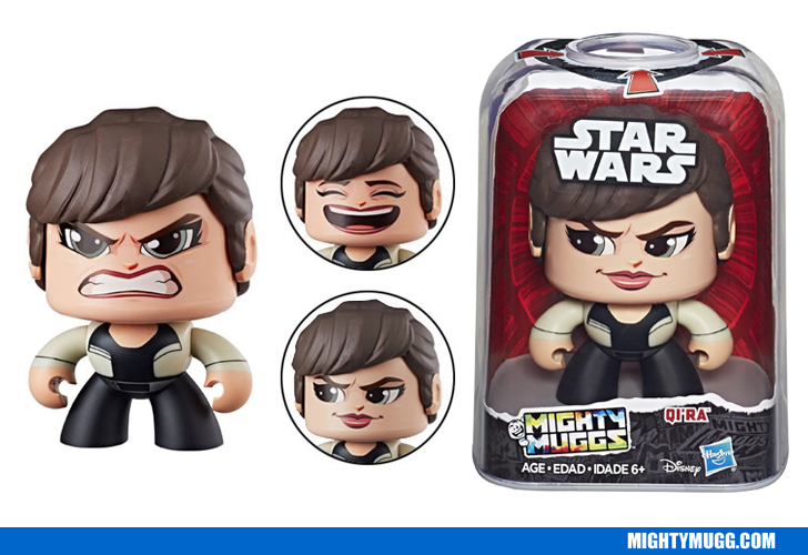 Qi'ra Star Wars Mighty Muggs Wave 3 2018