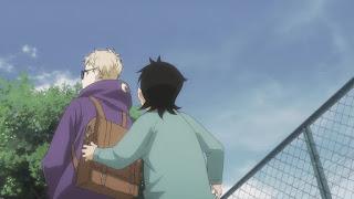 ハイキュー!! アニメ 2期8話   月島蛍 ツッキー 幼少期   HAIKYU!! Tsukishima Kei childhood