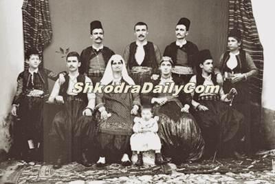 Familja Daragjati, Shkoder