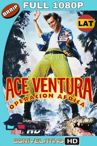 Ace Ventura 2, Un Loco en África (1995) BRRip 1080p Latino-Ingles MKV