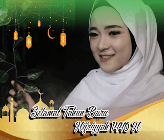 Kumpulan Bingkai Foto Profil Dan Foto Status WA Tahun Baru Islam