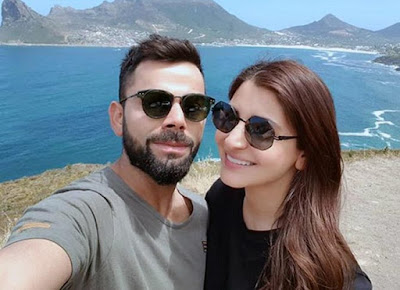 Anushka Sharma and his husband image