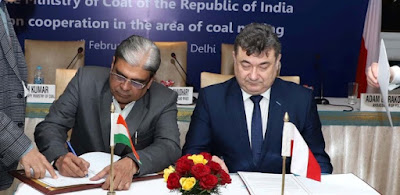 Ministry of Coal signs an MoU with Ministry of Energy Poland