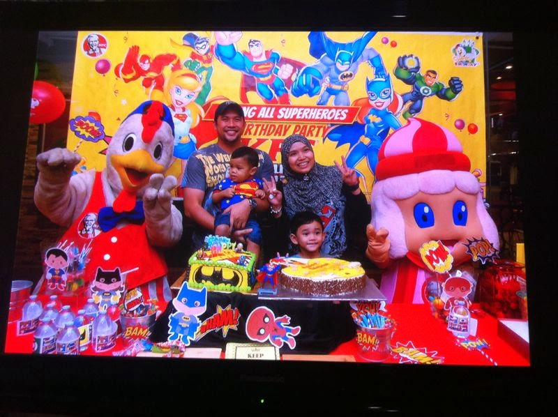 story of 'OUR' life: Musa Arsyad's 1st Birthday Bash at ...