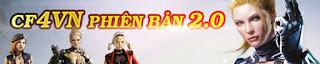 Một Sever Game Đột Kích Lậu Khác mang tên CF4VN Vừa mới mở cửa 2/9/2016