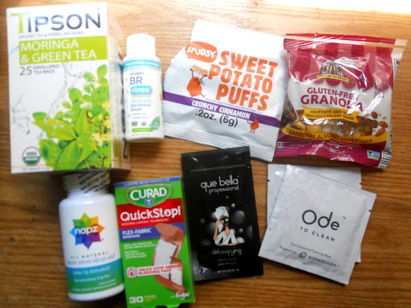 Daily Goodie Box: July 2019 Products & Review